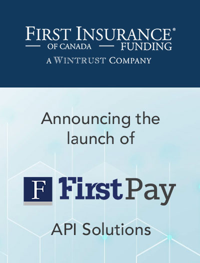 FIRST Canada announces another insurance industry first: Request Pay