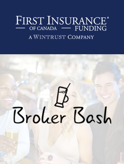 Join FIRST Canada for the final Broker Bash of 2018