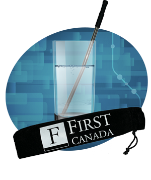 FIRST Canada Sustainable Straw